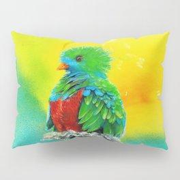 Quetzal - the most beautiful bird Pillow Sham