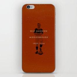 Middlesbrough - Mannion iPhone Skin