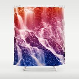 Hays Fantasy Falls Shower Curtain