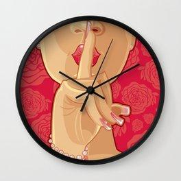 My Secret Wall Clock