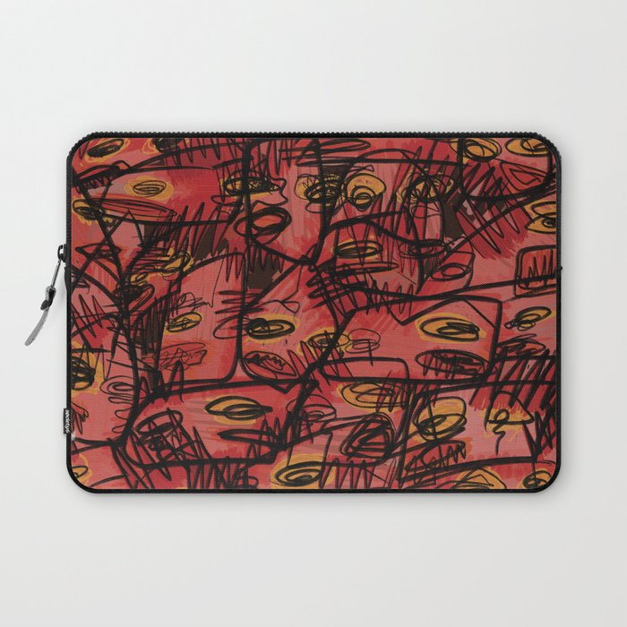 *ABSTRACT_A Laptop Sleeve