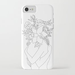 Blossom Hug iPhone Case