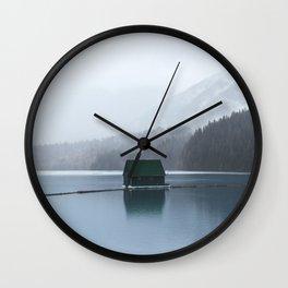 Vancouver, British Columbia II Wall Clock