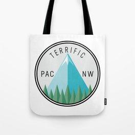 Terrific Pacific NW Tote Bag