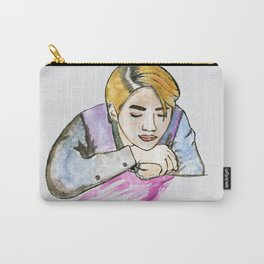 """Lee Jinki """"I'm Your Boy"""".  Carry-All Pouch"""