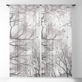 """""""Up & Away"""" Sheer Curtain"""