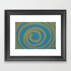 Hypnotize Framed Art Print