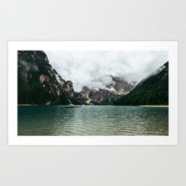 Dynamite Dolomite Art Print