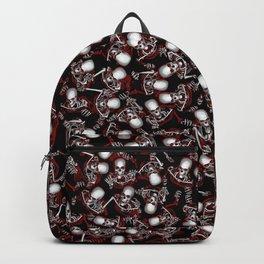 Exit Through The Boneyard Backpack