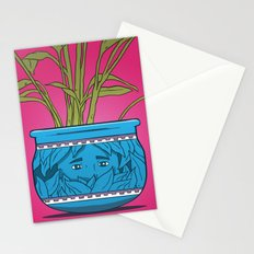 Houseplant Stationery Cards