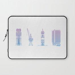 Bristol Architecture Laptop Sleeve
