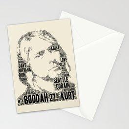 Kurt's Cloud Stationery Cards