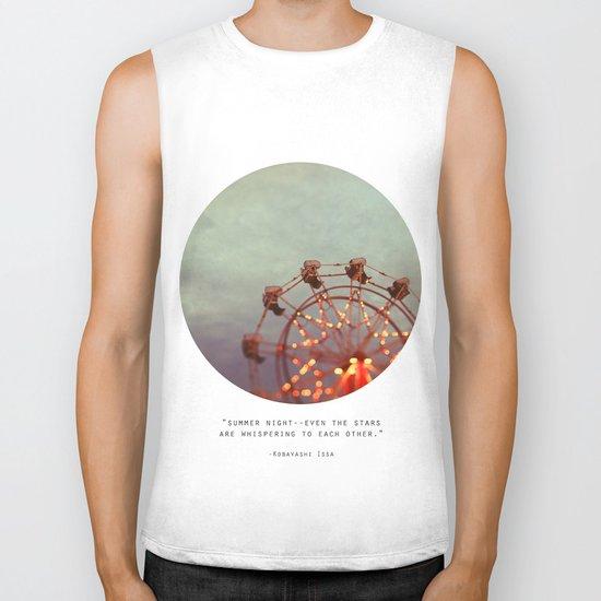 Starlight, Starbright  Biker Tank