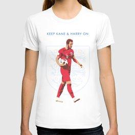 Harry Kane - Keep Kane & Harry On T-shirt