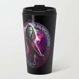 Gamora - Guardians Of The Galaxy Travel Mug