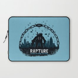 Rapture 1960 Laptop Sleeve