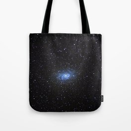 Triangulum Galaxy Tote Bag