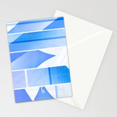 Color Hue (Five Panels Series) Stationery Cards