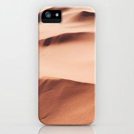 Sahara iPhone Case