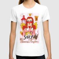 moonrise kingdom T-shirts featuring Moonrise Kingdom Suzy by Ricardo Cavolo