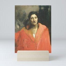 Gitana , John Singer Sargent Mini Art Print