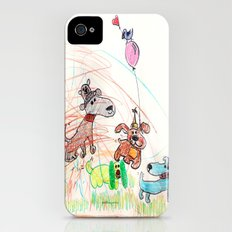 :: Underdogs Party-on-the-Lawn :: iPhone (4, 4s) Slim Case