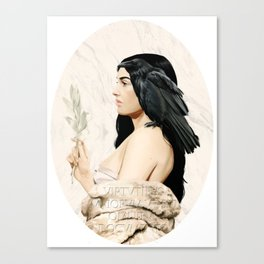 Augusta Canvas Print