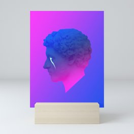 Satur Mini Art Print