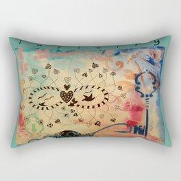 Infinity Rectangular Pillow