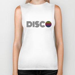 Disco Biker Tank