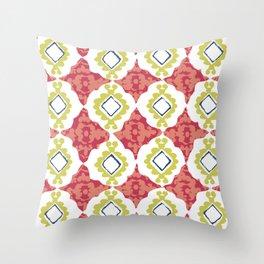 Matisse inspired  Throw Pillow