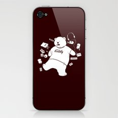 Lonely Nights iPhone & iPod Skin