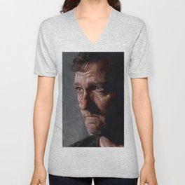 Richard From The Kingdom - The Walking Dead Unisex V-Neck