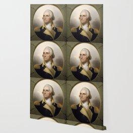 George Washington Portrait Wallpaper