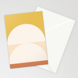 Abstract Geometric 01 Stationery Cards