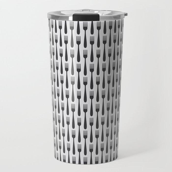 Kitchen Cutlery Fork Travel Mug