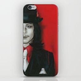 'J.W.' iPhone Skin