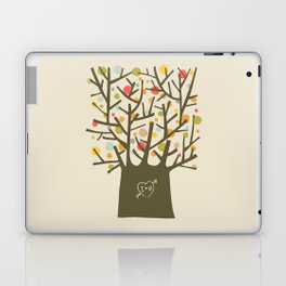"The ""I love you"" tree Laptop & iPad Skin"