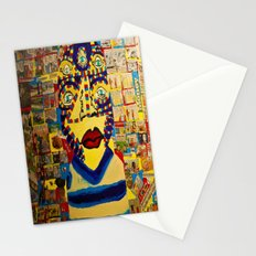 News and eyes Stationery Cards