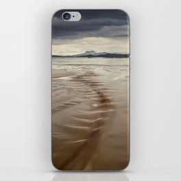 Beach and Mountains iPhone Skin