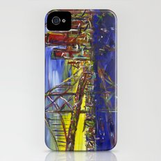 Philly Skyline with Ben Franklin Bridge Slim Case iPhone (4, 4s)