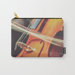 Long Exposure Cello Carry-All Pouch