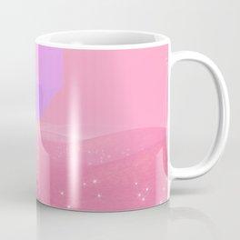 Lost Astronaut Series #03 - Floating Crystal Coffee Mug