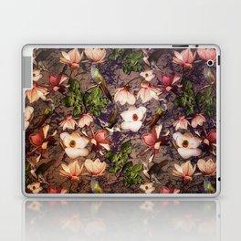 Magnolias and Hummingbirds Laptop & iPad Skin