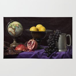 Flemish Fruit Rug