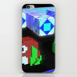 Inside Pengo iPhone Skin