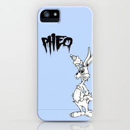 pheo tag  iPhone Case