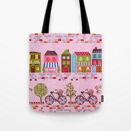 Pink Sugar Home Tote Bag