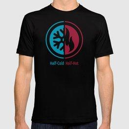 Half-Cold Half-Hot T-shirt