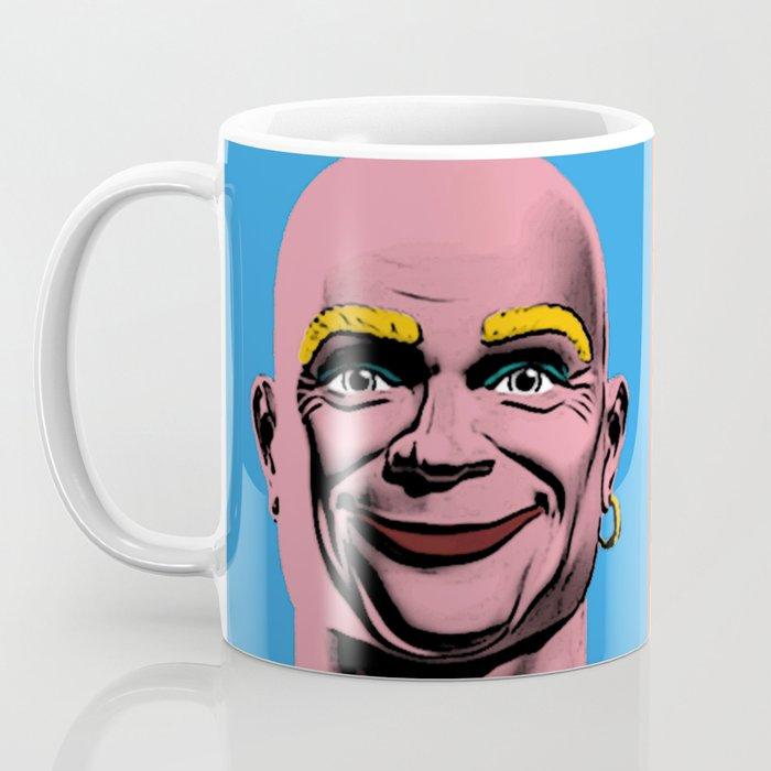 Mr Clean Pop Art in 4 colors Coffee Mug